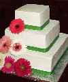 Green Ribbon Cake