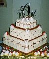 Kelley's Wedding Cake